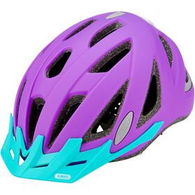 ABUS Urban-I 2.0 Casco, neon purple